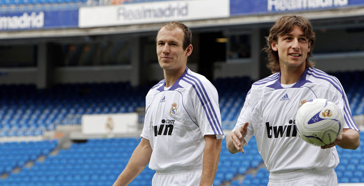 Ao bong da Real Madrid 2007-2008