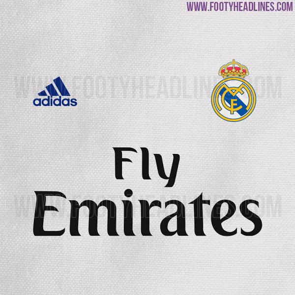 Áo bóng đá Real Madrid 16-17