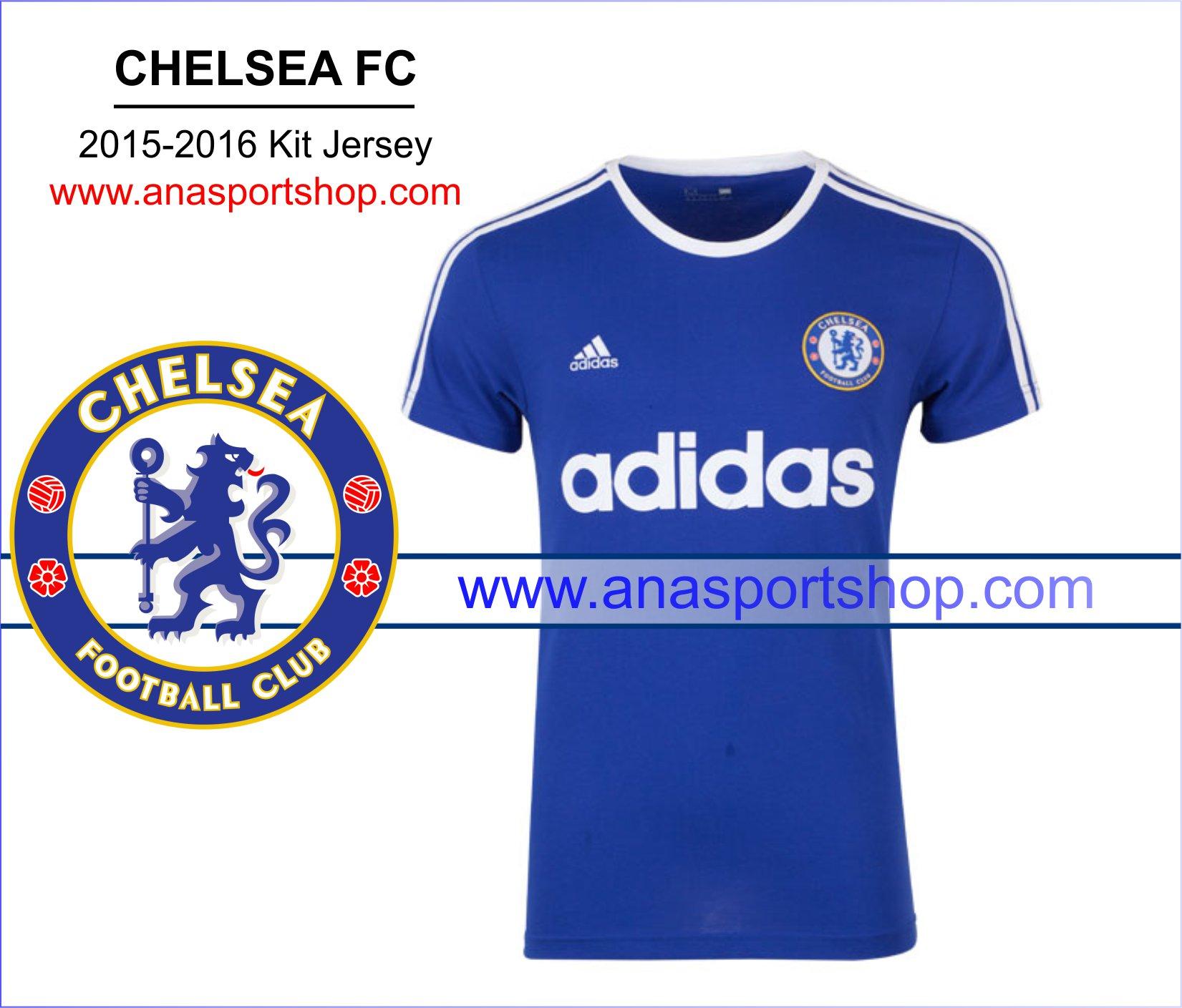Ao Fan Chelsea 2015-2016