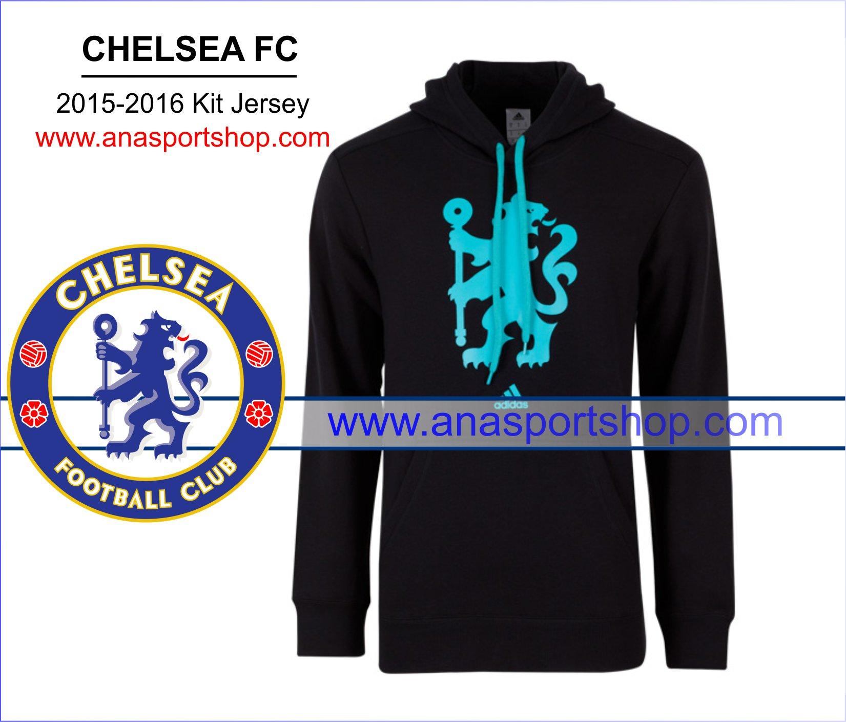 Áo khoác Chelsea 2015-2016