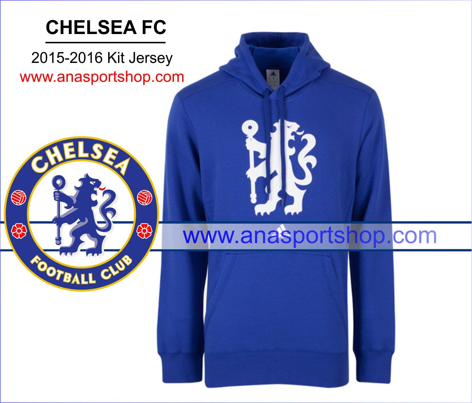 Ao khoac Chelsea 2015-2016