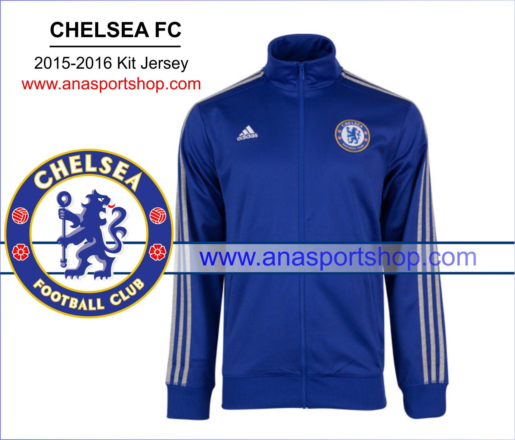 Ao khoac ni Chelsea 2015-2016