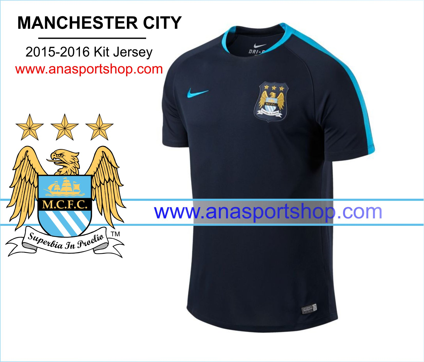 Ao training Manchester City 2015-2016