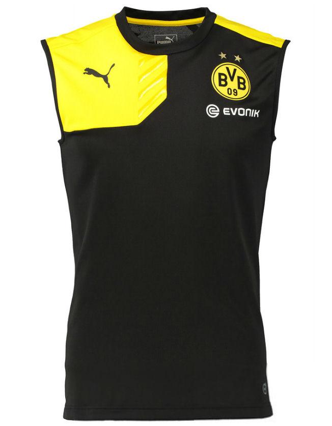 Ao ba lo bong da Dortmund 2015-2016 den vang