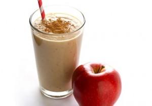 Sinh tố táo Yến mạch giảm nhiệt mùa hè