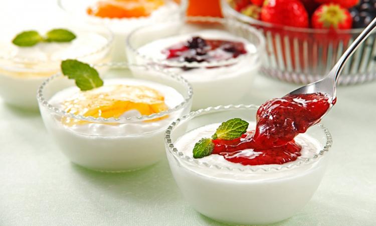 Sữa chua làm từ Yến mạch tốt cho sức khỏe