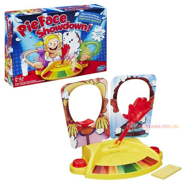 Pie Face Game Showdown là trò chơi mang tính giải trí cao và mang lại tiếng  cười cho người tham gia.