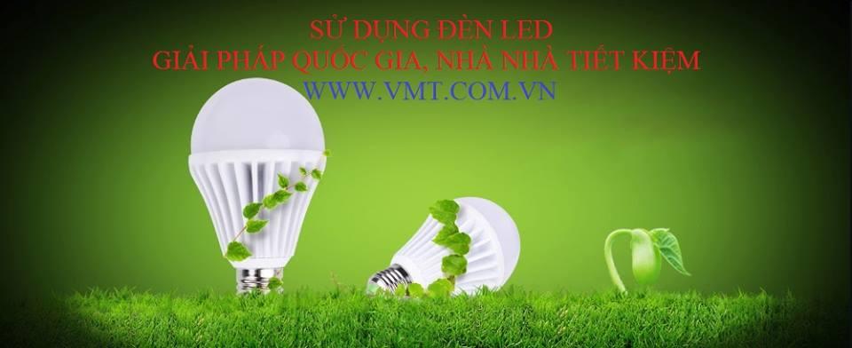 Sử dụng đèn led bảo vệ môi trường