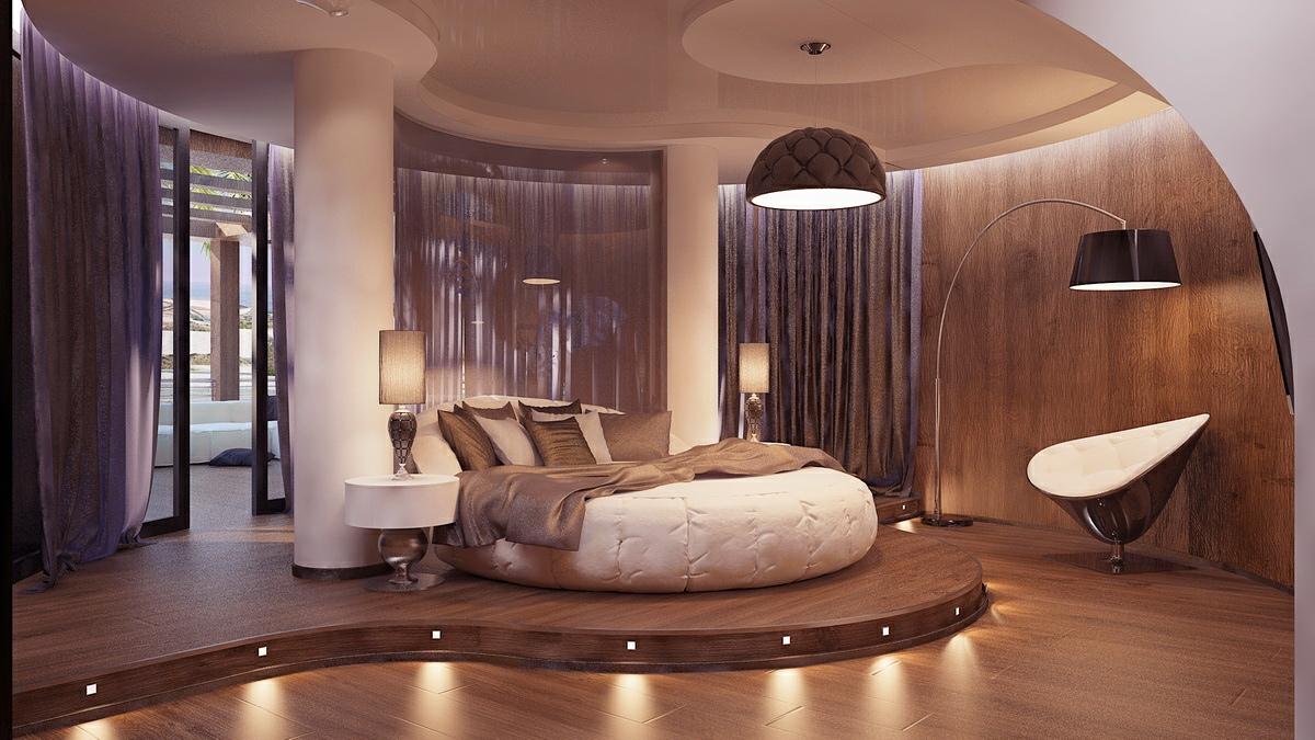 Ánh sáng đèn led mang đến không gian mới cho căn phòng