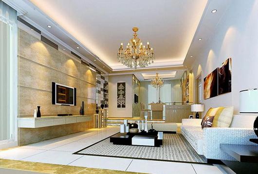 Đèn led âm trần- sự lựa chọn hoàn hảo khi chiếu sáng nội thất
