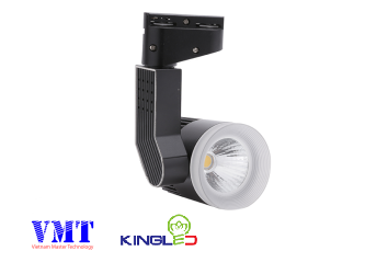 ưu điểm của đèn led rọi ray
