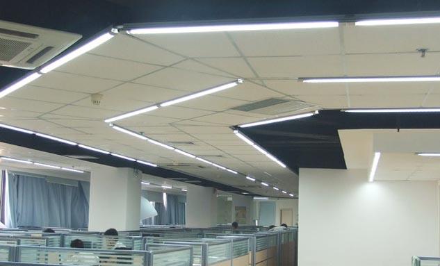 đèn tuýp led văn phòng