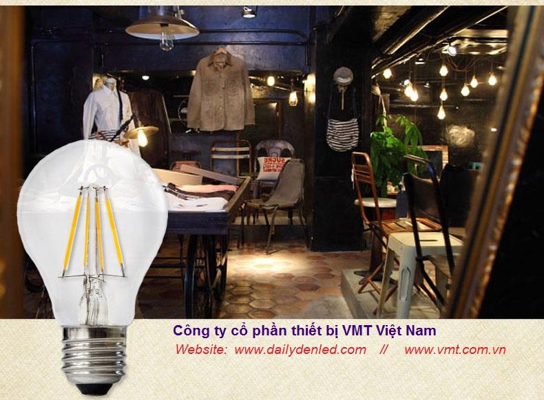Bóng đèn led Edison 4W