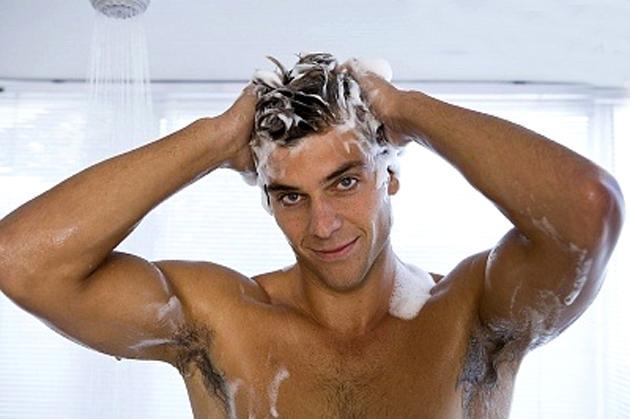 Chăm sóc tóc dùng Gel tắm gội Adidas