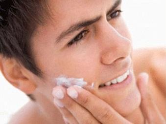 cách cạo râu cho các chàng mới lớn