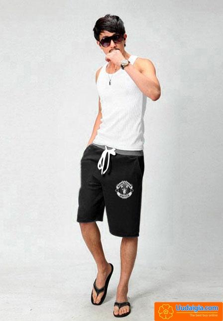 kết hợp quần short nam cho mùa hè năng động