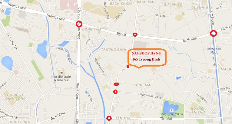 Shop bao cao su tại 165 Trương Định - Hai Bà Trưng - Hà Nội