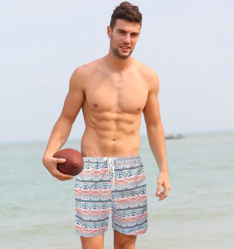 Cách chọn trang phục đi biển cho chàng