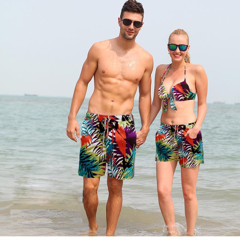Nam giới nên mặc gì khi đi biển