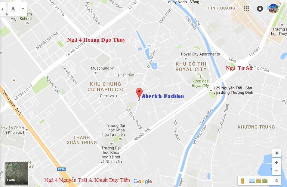 Địa chỉ bán thời trang đi biển cho nam Aberich tại Hà Nội