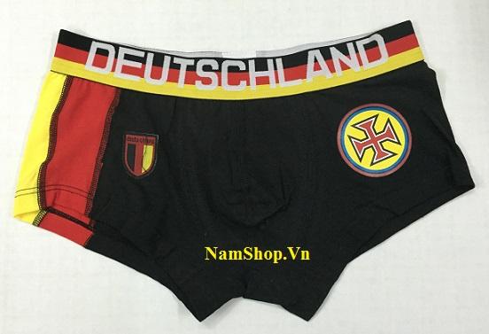 Hình ảnh mẫu quần lót nam thể thao đội tuyển Đức