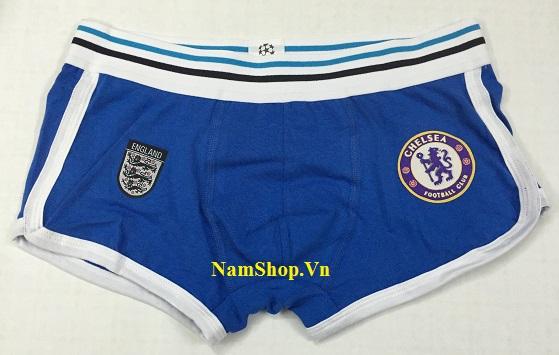 Hình ảnh mẫu quần lót nam thể thao câu lạc bộ Chelsea