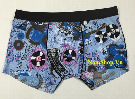 Hình ảnh mẫu quần lót nam hàng độc, kiểu lạ Aberich QLH13