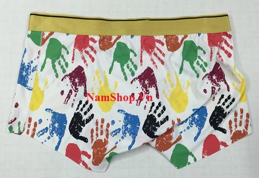 Hình ảnh quần lót nam hàng độc hình bàn tay ma thuật Aberich QLh15