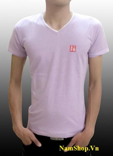 Áo phông cộc tay cho nam chính hãng hiệu Uniqlo