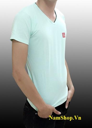 Áo phông nam ngắn tay chính hãng hiệu Uniqlo Nhật Bản