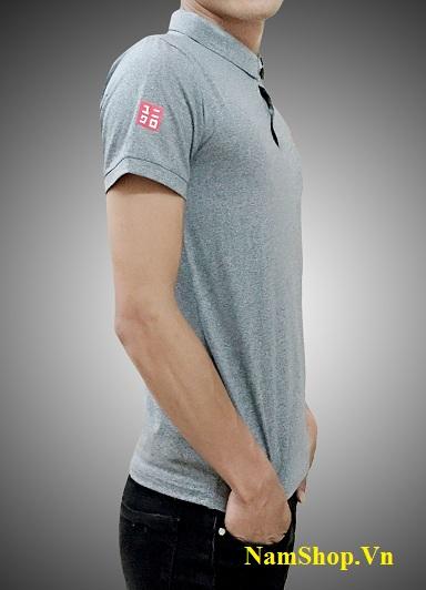 Hình ảnh về áo phông cộc tay nam chính hãng hiệu Uniqlo
