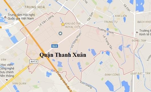 Cửa hàng bán quần short nam đi biển ở quận Thanh Xuân
