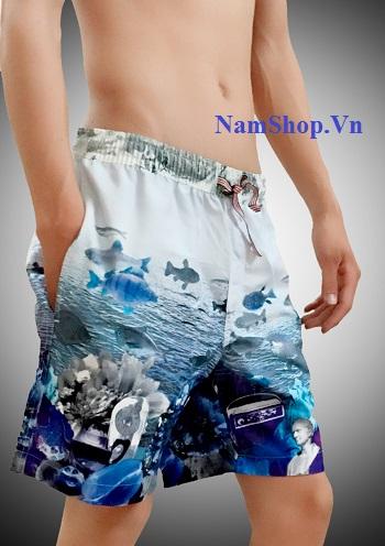 Bán quần short nam đi biển độc lạ ở huyện Phúc Thọ