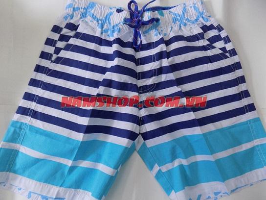 Hình ảnh quần short nam đi biển đẹp các tính tại NamShop