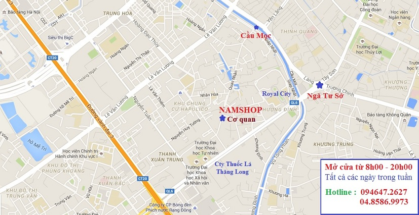 Địa chỉ Shop bán bao cao su, Shop đồ lót nam tại Hà Nội