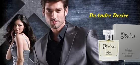 Mạnh mẽ với nước hoa nam tính DeAndre Desire
