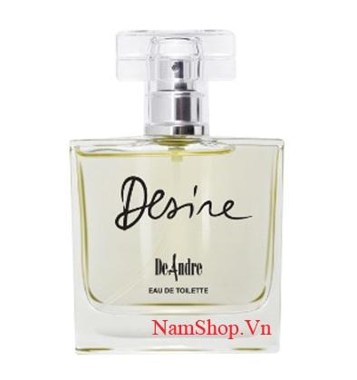 Nước hoa nam cao cấp hiệu DeAndre Desire