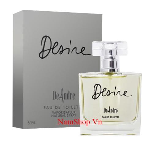 Nước hoa nam chính hãng DeAndre Desire