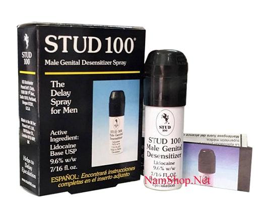 Mua thuốc xịt Stud 100 chính hãng ở đâu tại Hà Nội