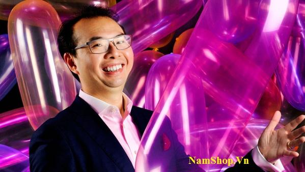 CEO Goh Miah Kiat của nhà máy sản xuất bao cao su lớn nhất thế giới - Karex