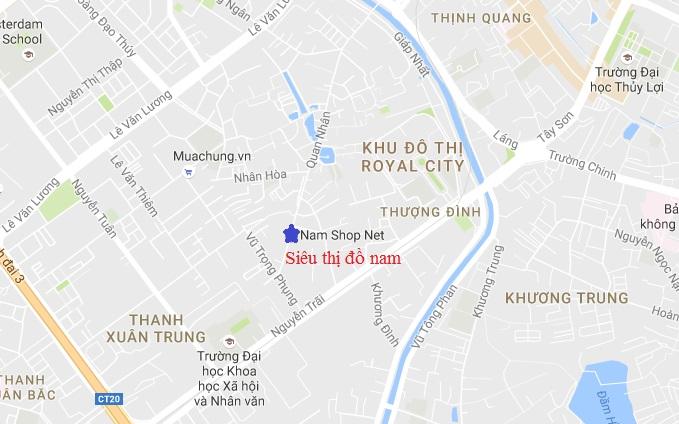 Địa điểm bán áo giữ nhiệt nam Uniqlo tại Hà Nội?