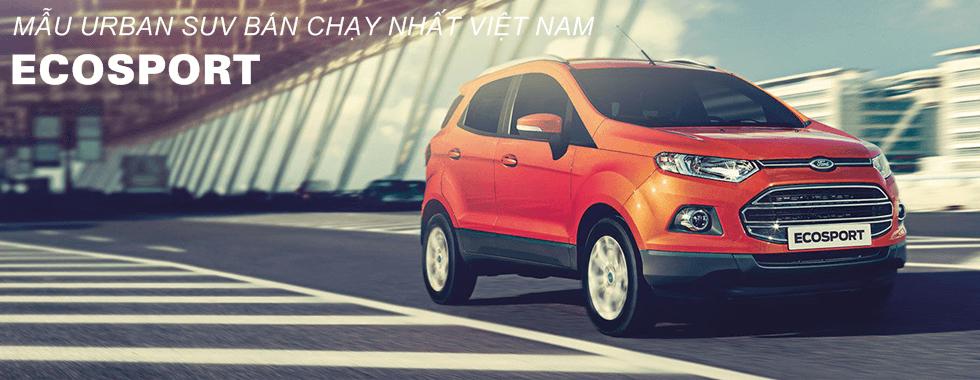 MẪU MINI SUV BÁN CHẠY HÀNG ĐẦU TẠI VIỆT NAM