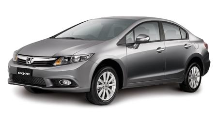giá xe honda civic nhà sản xuất xe sedan 5 chỗ giá cũ 725