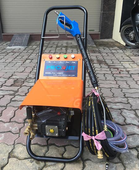 Máy rửa xe áp lực cao Projet P22-1508BTF