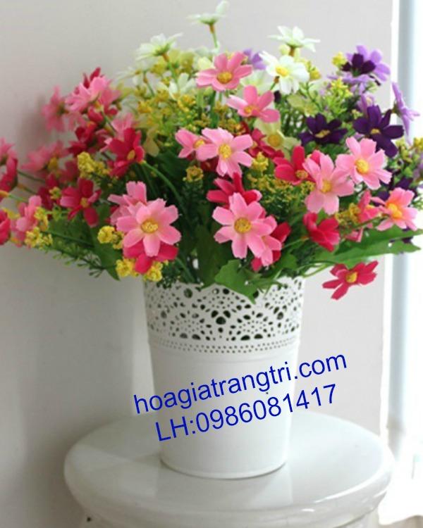 Các mẫu hoa giả để bàn đẹp tại Phương Thảo