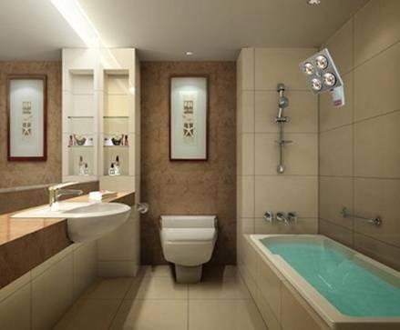 Đèn sưởi nhà tắm Hans an toàn cho sức khỏe