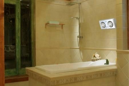 Đèn sưởi nhà tắm Kottmann an toàn cho sức khỏe