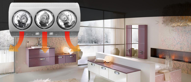 Đèn sưởi nhà tắm có tốn điện? Làm sao để tiết kiệm điện năng khi sử dụng?