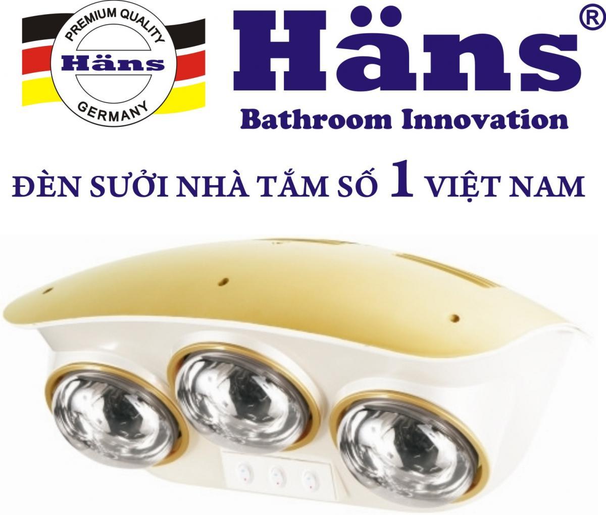 Mua đèn sưởi nhà tắm chính hãng ở đâu? Nên mua hãng nào thì tốt?