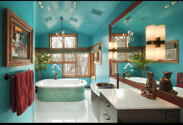 Những lưu ý cần biết để sử dụng đèn sưởi nhà tắm an toàn
